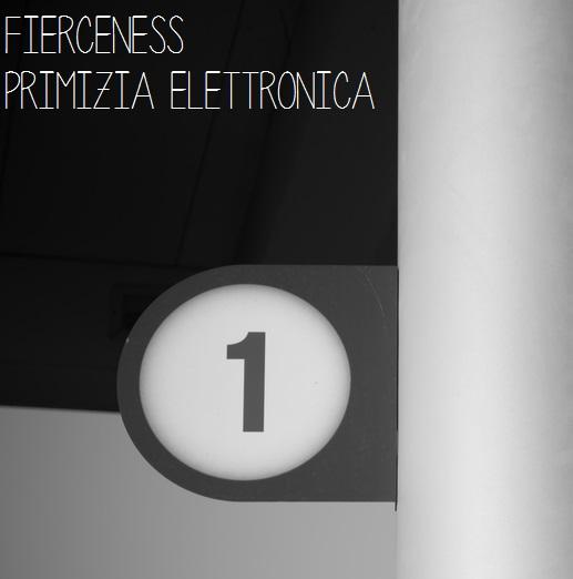 Cover  Fierceness 1
