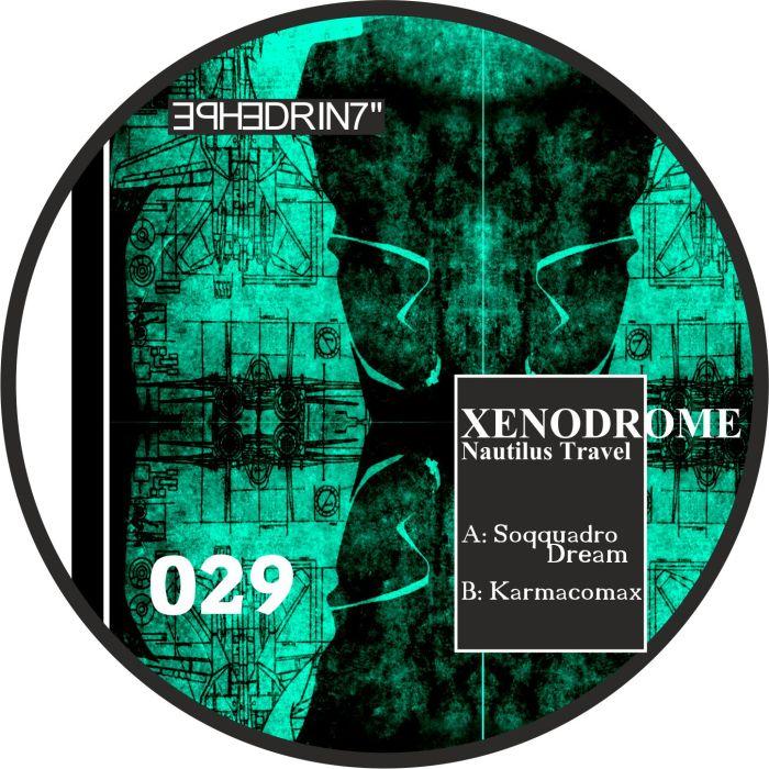 XenodromeFrontcover