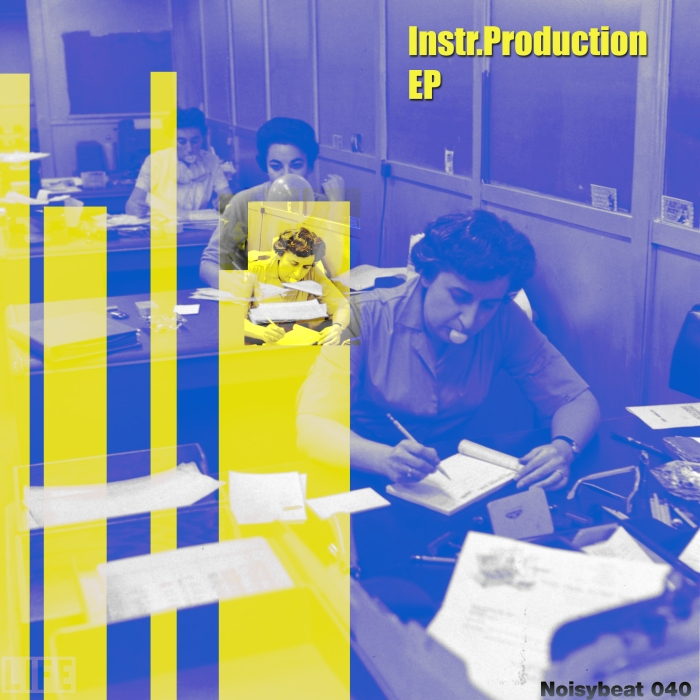 Cover - Instr.Production ep