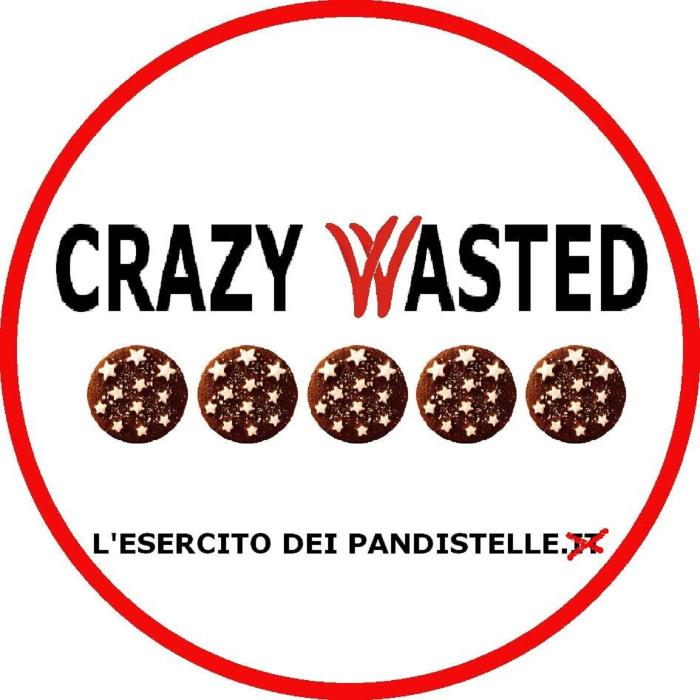 Crazy Wasted - L'esercito dei PanDiStelle