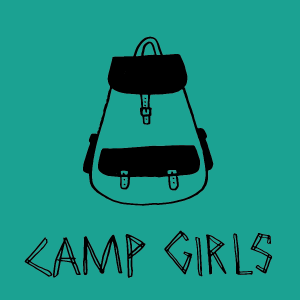 Camp Girls - no beers - cover