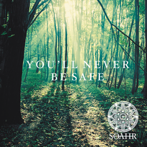 Soahr - You'll Never Be Safe - cover